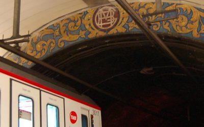 Barcelona subterrània I: 90 aniversari del primer tram de Metro