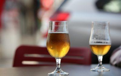 Un bière bien froide, si'l vous plait!