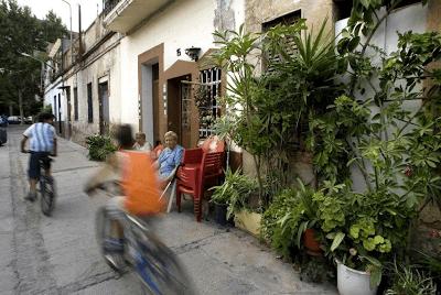 el Barrio de Les Corts