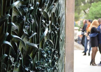 The Sagrada Familia, the Modernism and Barcelona