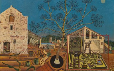Joan Miró (II). De Barcelona a París