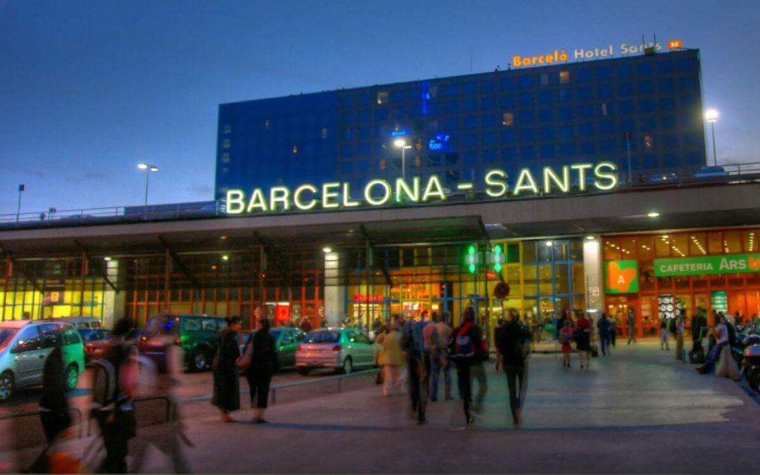 Cómo moverse por Barcelona