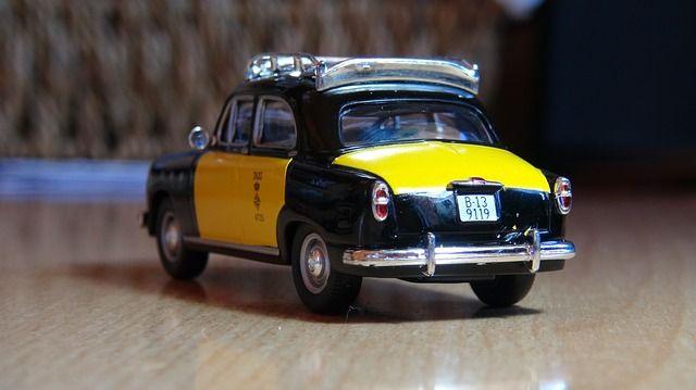 Cómo moverse por Barcelona Taxi