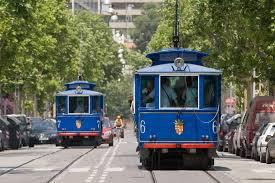 Tranvía Blau Barcelona