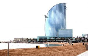 Alojarse en Barcelona