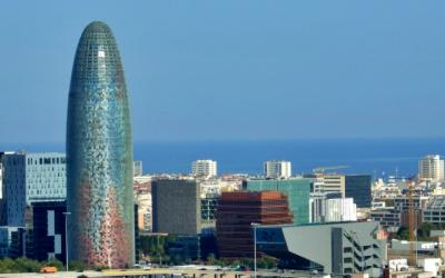 Agbar Building Barcelona