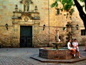 la Barcelone artistique