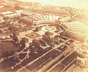1888 Universal Exhibition in Barcelone