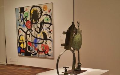 Musée Miró Barcelone