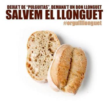 llonguet catalan bread