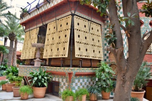 Casa Vicens Gracia Gaudi